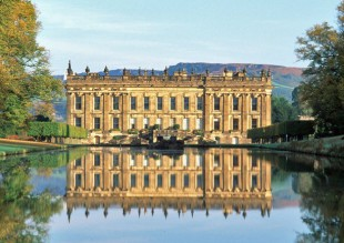 Chatsworth House source: Discover Britain Mag