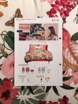 Liznylon gets floral in H&M