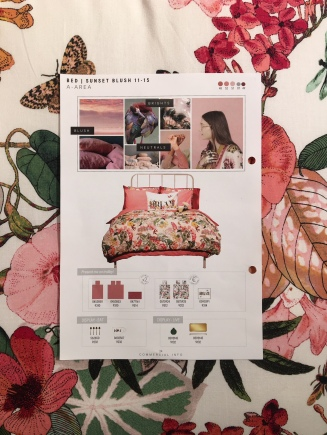 Liznylon gets floral in H&M