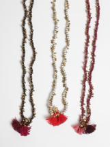 Maya Bead Necklace