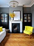 Cheshire_Interior_Design_plummet_and_yellowOliverBonaschair