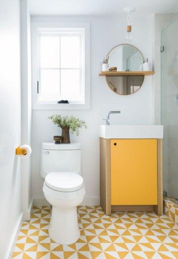 Clasen_GuestBath_by_Raili_CA_Design_Yellow