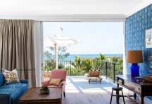 Beach views at Halcyon House source: Mr&Mrs Smith