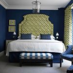 Ham_Yard_Hotel_Bold_Blue_soft_yellow_bedroom