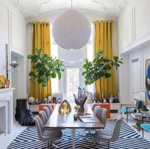 Jonathan_Adler_Luxe_yellow_floor_to_ceiling_curtains