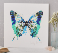 Papillon Blue Vert, source: Kitty McCall