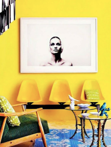 thepinkroomnz_pablo_zamora_bold_yellow_wall_and_yellow_chairs