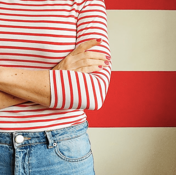 Not-About-the-kids-love-for-stripes