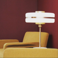 BertFrank_lighting_with_collector_group_chair_artdeco_style