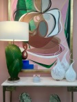 BiancaSmithArt_with_Tyson_London_Banana_Leaf_Lamp