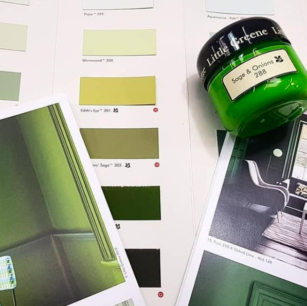 LIttle_Greene_Paint_Company_New_Greens
