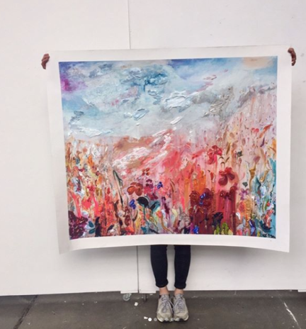 Hatti_Pattisson_large_scale_abstract_painting_florals