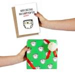 Crap_wrapping_paper_and_card_crafta_la_vista