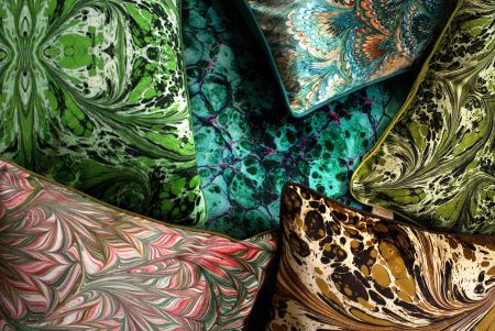 "Susi's ""Art"" for the sofa, Susi's original line source: Susi Bellamy"