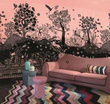 Christian-Lacroix_Bois_Paradis_Bourgem_Wallpaper_spring_2019_collection