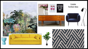 liznylon_furniture_ideas_colourful_jungalow_lounge_with_midcentury_pieces