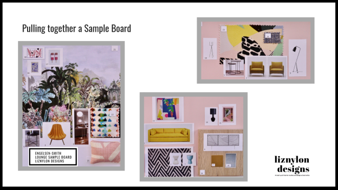 liznylon_sample_board_lounge_interior_design_studies
