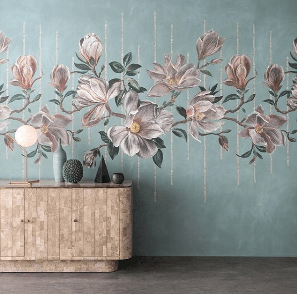 Osborne_and_Little_Spring_2019_new_collection_magnolia_frieze_wallpaper
