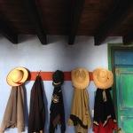 Casa_Palopo_in_Guatemala_rustic_scene_straw_hats