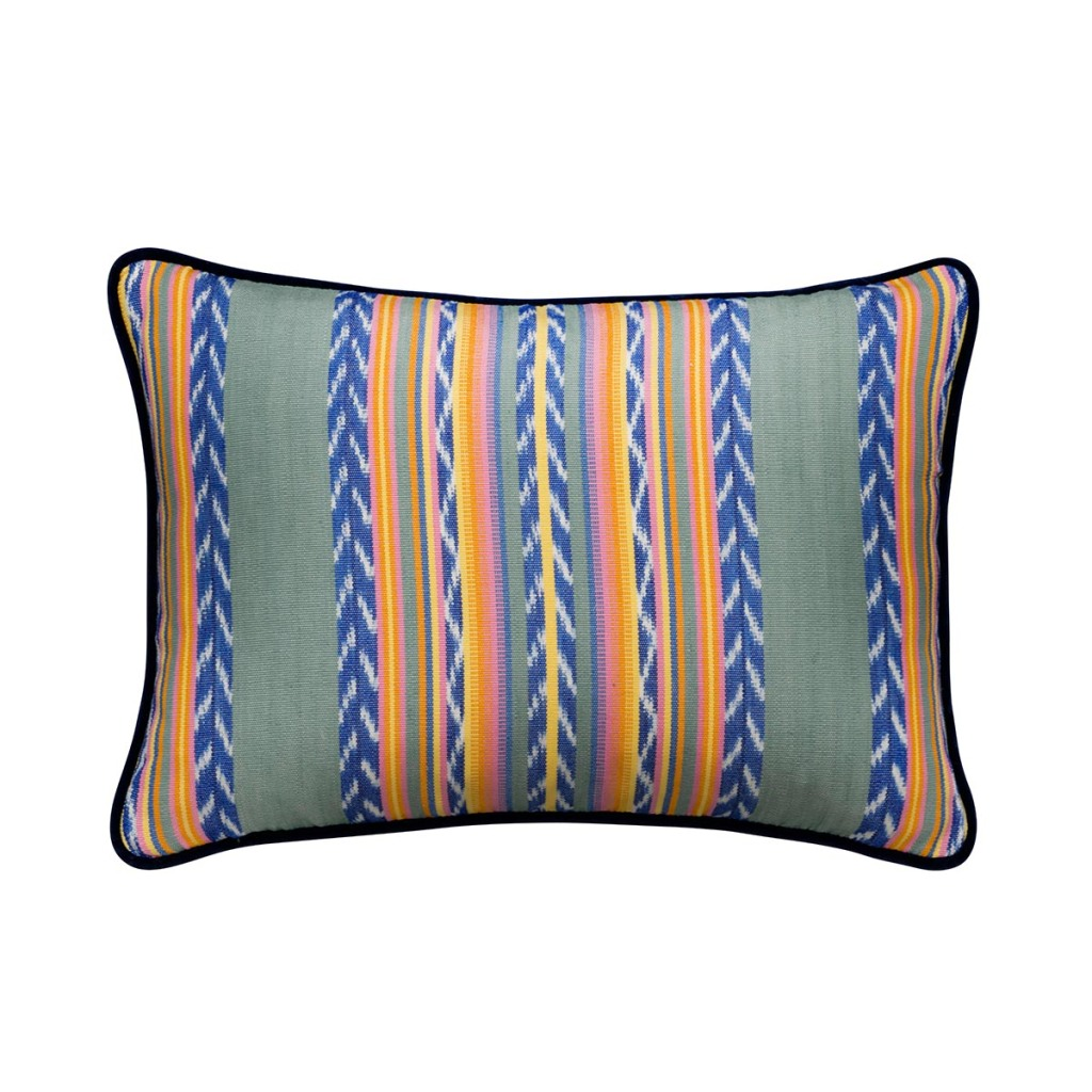 Wicklewood_Laguna Cushions_Woven on a backstrap loom