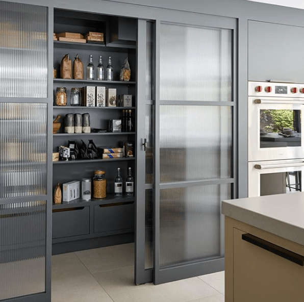 Reeded_glass_Kitchen_Pantry_by_Mowlem_and_co