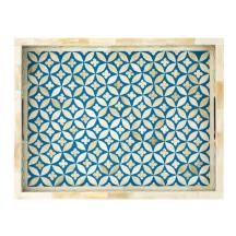 Wicklewood_Large_Leaf_Inlay_Tray_Cheerful_Blue_Large