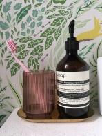 Liznylon_bathroom_with_aesop_soap_pink_hay_toothbrush