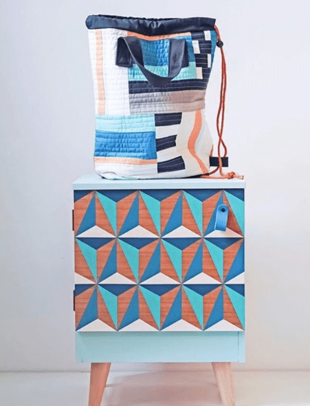 HappyRetroFurniture_and_LucyEngels_moody_blues_geometric_shapes