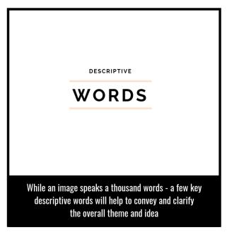 Liznylon_uses_words_in_moodboards