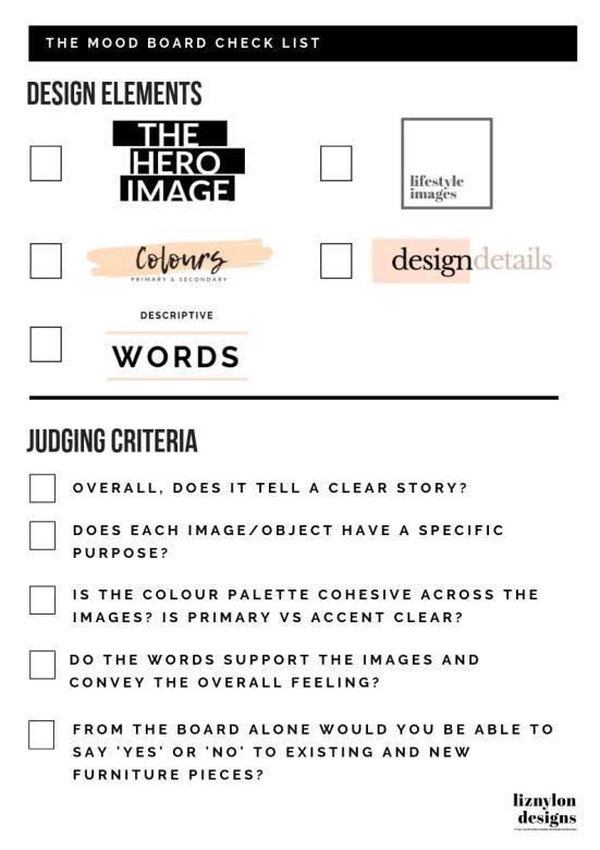 Liznylon_MoodBoard_checklist
