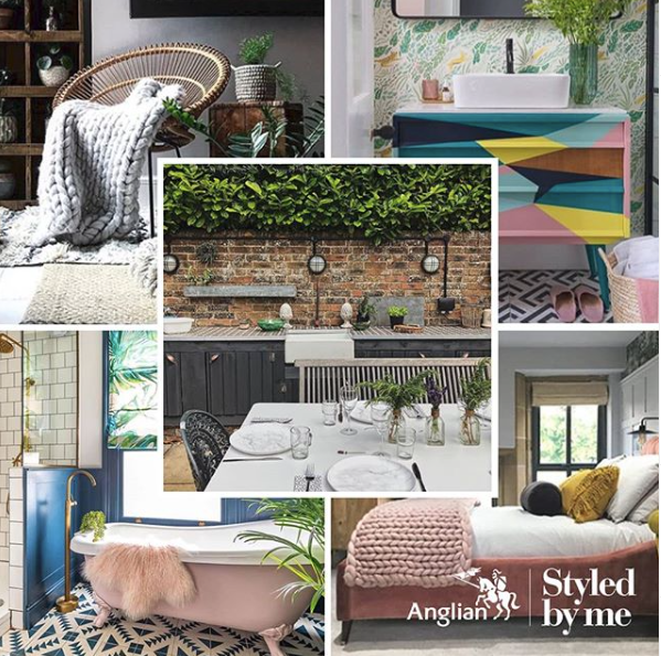 Anglian Home Winners of Styled by Me competition