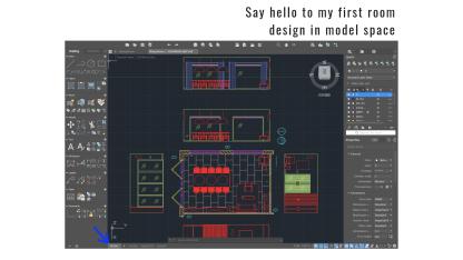 Liznylon_Auto_CAD_tips_and_Tricks_Model_space