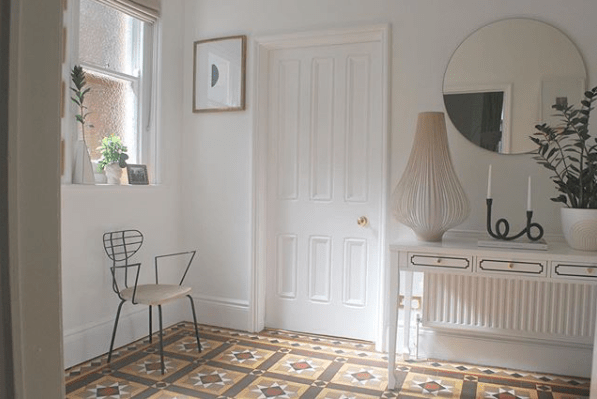My_House_is_My_Thing_entry_with_period_tile_floors_and_Pale_walls