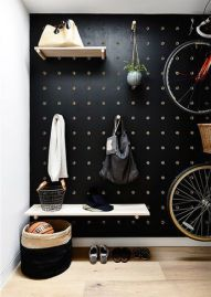 Peg Board storage in Architectural Digest