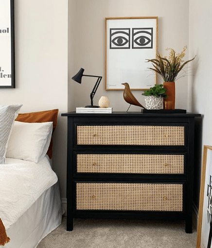 Design_at_nineteen_Ikea_Hack_with_cane_straw