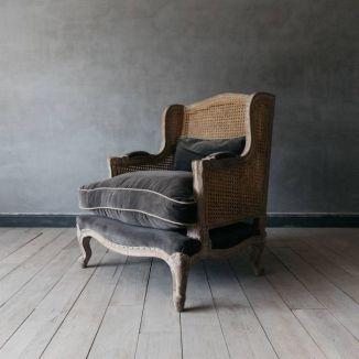 Graham_Green-caden-cane-grey-velvet-armchair