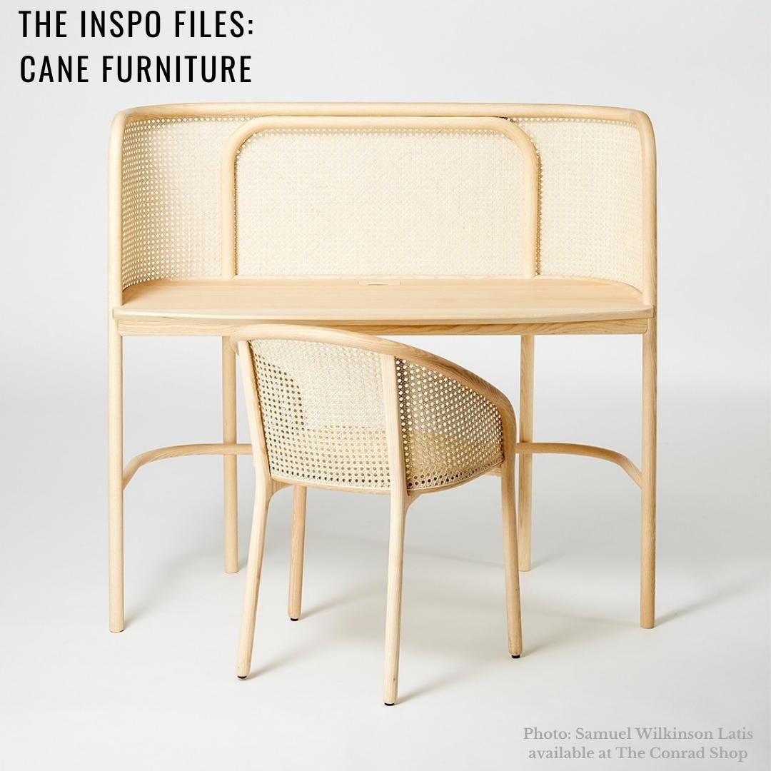 Inspiration Woven Cane Furniture Liznylon Designs