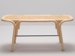 Orchid-Edition-Traverse-Cane-Bench