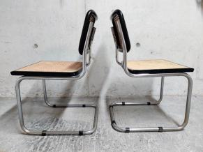 Vintiquesmidcentury_Marcel_Breuer_Cesca_Chair_black_and_Cane