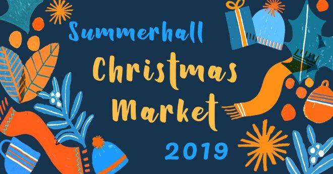 Summerhall_Christmas_market