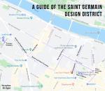 Liznylon_map_of_SaintGermain_Paris_Design_District