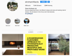 Strom Architects on Instagram