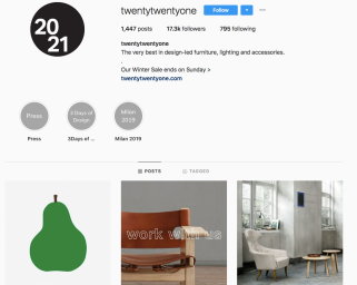 twentytwentyone on Instagram