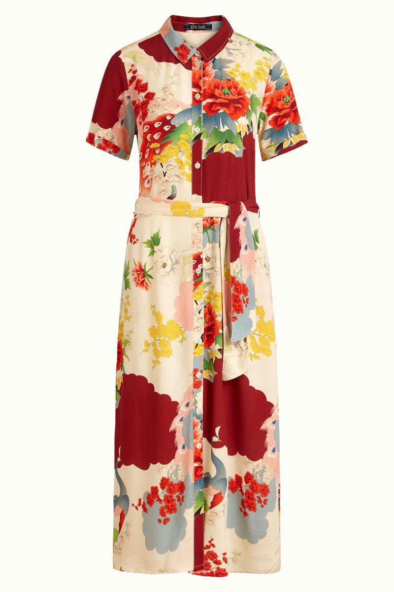 indie-edinburgh-rosie-sesame-midi-dress-no-background