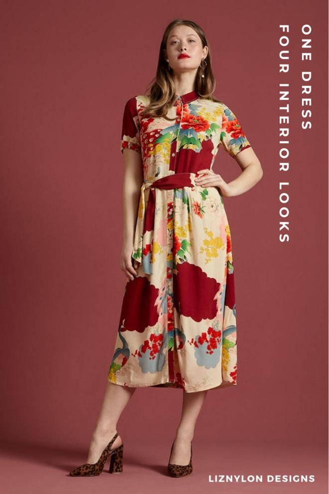 Liznylon-Designs-Feature-Image-One-Dress-Four-Interior-Looks