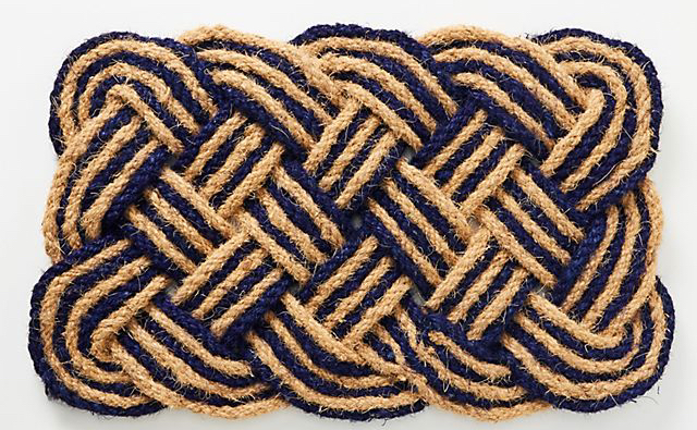 Anthropologie-braided-nautical-knot-doormat-natural-and-navy