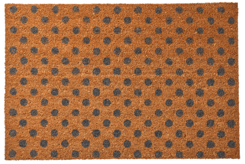 Cox-and-Cox-Dots-Doormat-in-coir