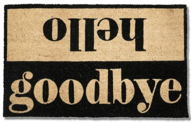 Red-Candy-hello-goodbye-doormat-in-black-natural-coir